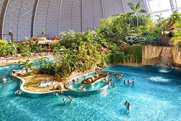 Tropical Island Angebote Ferienwohnung