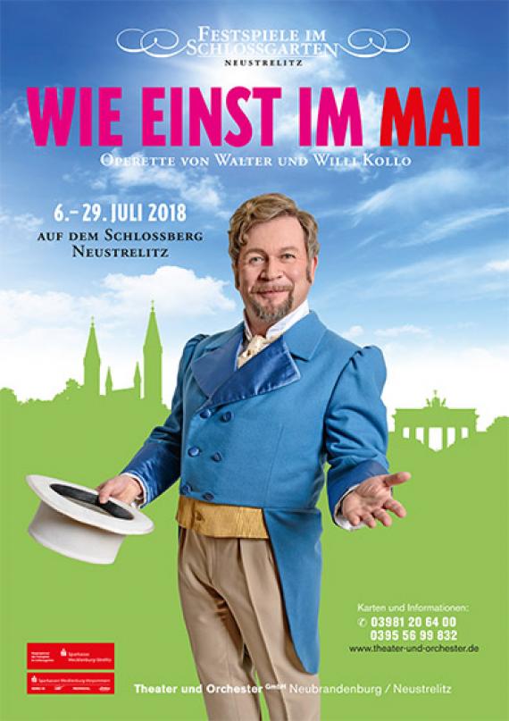 Schlossgartenfestspiele Neustrelitz